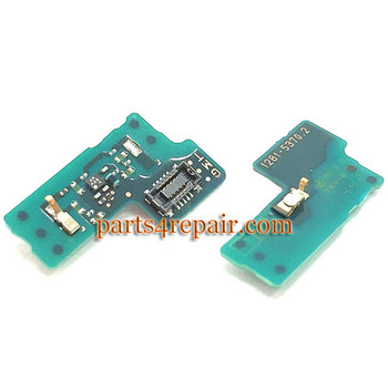 LoudSpeaker Connector Board for Sony Xperia Z3 from www.parts4repair.com