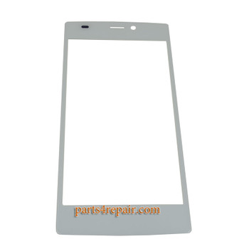 Front Glass OEM for Gionee S5.5 -White