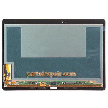 Complete Screen Assembly for Samsung Galaxy Tab S 10.5 T800 -White