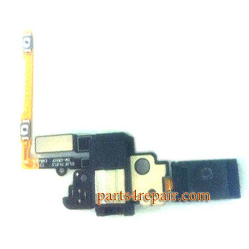 Earpiece Speaker Flex Cable for Samsung Galaxy Alpha G850F