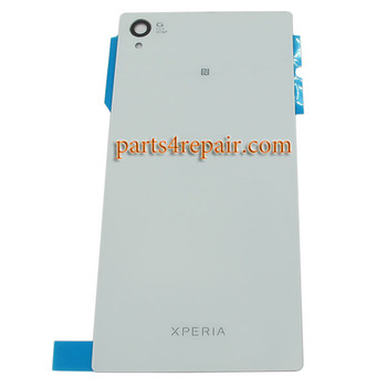 Back Cover with NFC OEM for Sony Xperia Z1 L39H -White