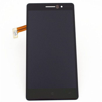 Complete Screen Assembly for Nokia Lumia 830 from www.parts4repair.com