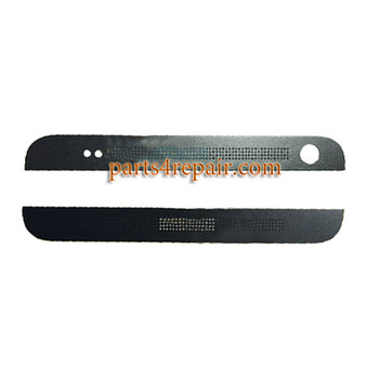 Top Cover & Bottom Cover for HTC One Max -Black