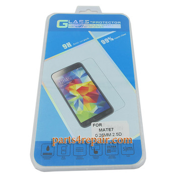 Premium Tempered Glass Screen Protector for Huawei Ascend Mate 7