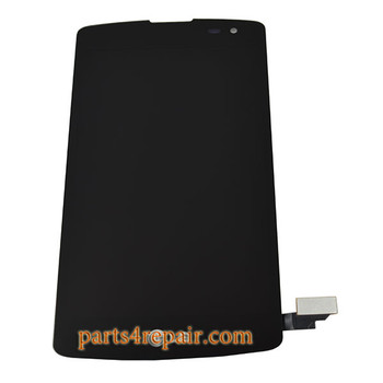 Complete Screen Assembly for LG F60 from www.parts4repair.com