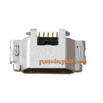Dock Charging Port for Sony Xperia C3 -5pcs