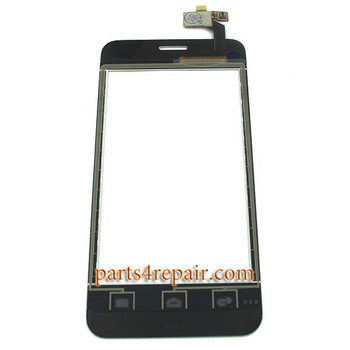 Touch Screen Digitizer for Huawei Ascend Y320 -White (Buckle Version)