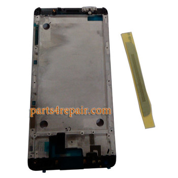 We can offer Front Housing Cover with Top Bottom Cover for HTC One Max