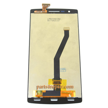 We can offer Complete Screen Assembly for OnePlus One