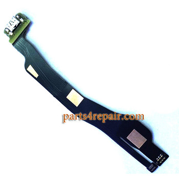 Dock Charging Flex Cable for OnePlus One from www.parts4repair.com