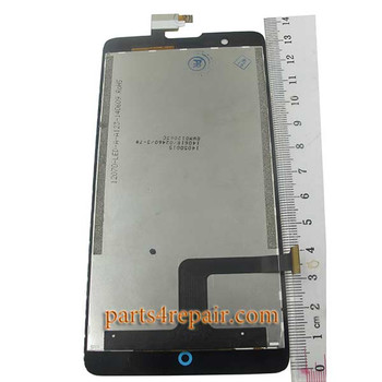 Complete Screen Assembly for ZTE Redbull V5 V9180