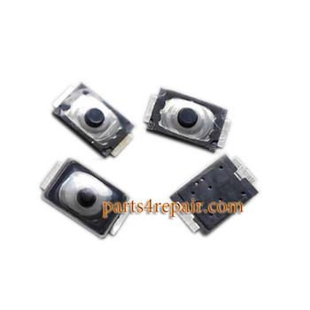 5pcs Built-in Keys for Asus Zenfone 5 A500KL from www.parts4repair.com