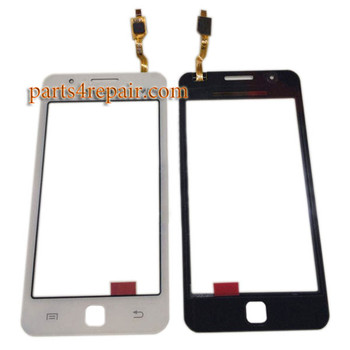 Touch Screen Digitizer for Samsung Z1 Z130H -White