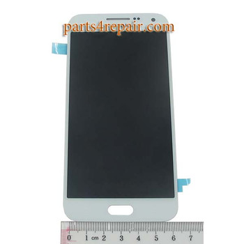 Complete Screen Assembly for Samsung Galaxy E5 All Versions -White
