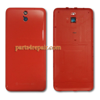 Back Cover for HTC Desire 610 -Red