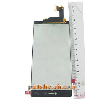 Complete Screen Assembly for Huawei P8 -Gold