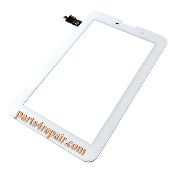 "7"" Touch Screen Digitizer for Lenovo Idea Tab A3000 -White"