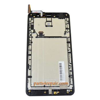 Complete Screen Assembly with Bezel for Asus Zenfone 6