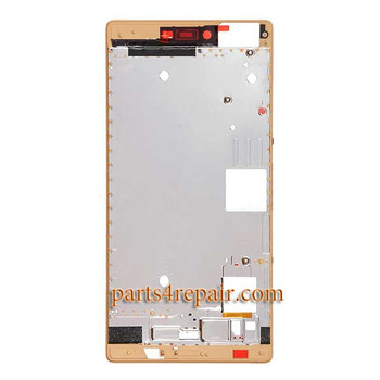 Front Housing Cover for Huawei P8 from www.parts4repair.com