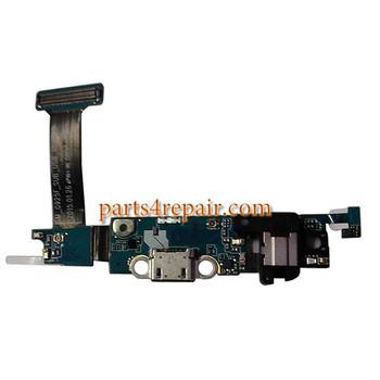 Samsung Galaxy S6 Edge G925F Microphone Flex Cable