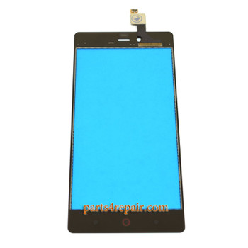 Touch Screen Digitizer for ZTE Z9 mini NX511J -Black