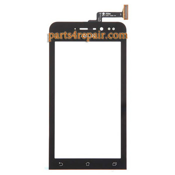 Touch Screen Digitizer for Asus Zenfone 4 A450CG from www.parts4repair.com