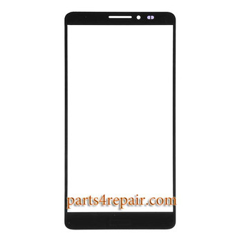 Front Glass OEM for Huawei Ascend Mate7 -Black