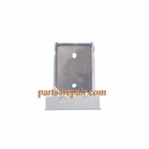 SIM Tray for HTC One M9 -White