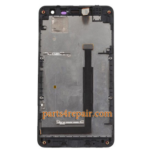 We can offer Nokia Lumia 625 LCD Screen and Touch Screen Assembly