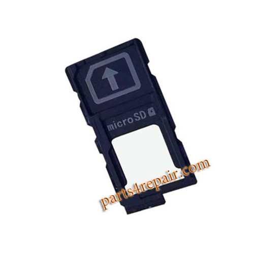 SIM and SD Card Tray for Sony Xperia Z3+ (Sony Xperia Z4) from www.parts4repair.com