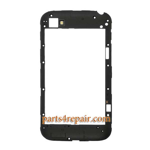 Middle Rear Housing for BlackBerry Classic from www.parts4repair.com