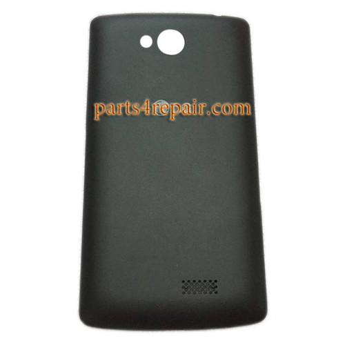 Back Cover for LG F60 D390N D392 -Black