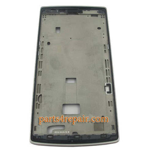 Front Housing Cover for Oneplus One from www.parts4repair.com