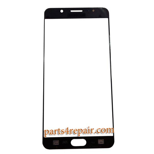Front Glass OEM for Samsung Galaxy Note 5 All Versions -Black Sapphire
