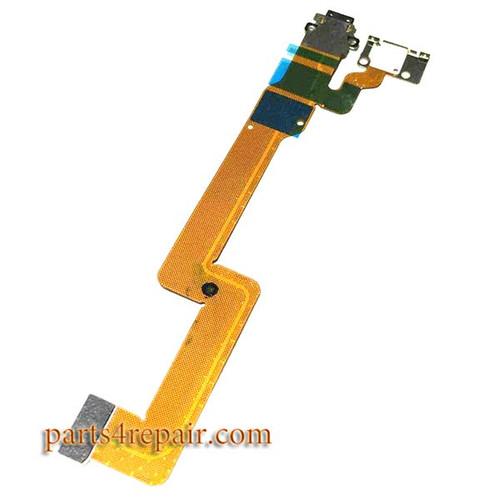 Amazon Kindle Fire HDX Dock Port Flex Cable