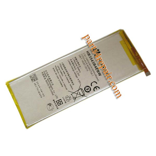 Built-in Battery 2530mAh for Huawei Ascend P7 from www.parts4repair.com