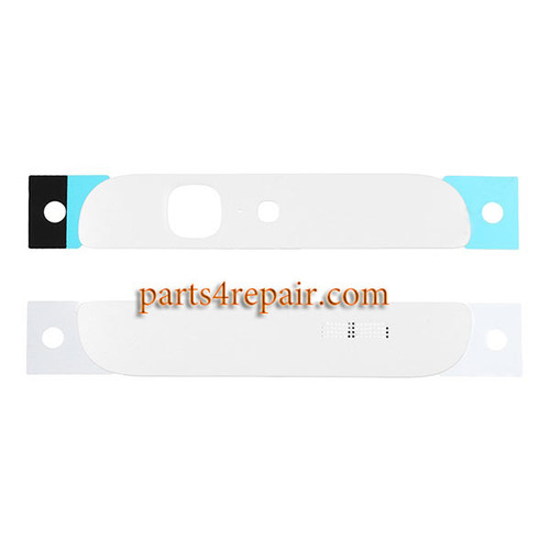 Top Cover & Bottom Cover for Huawei Ascend G7 -White