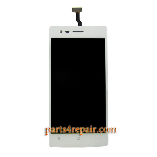Complete Screen Assembly for Oppo A31 from www.parts4repair.com