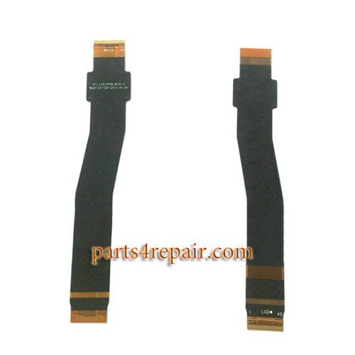 LCD Connector Flex Cable for Samsung Galaxy Tab 3 10.1 P5200 P5210 from www.parts4repair.com