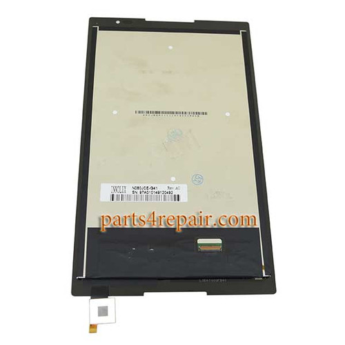 Lenovo Tab S8 (S8-50) LCD Screen + Digitizer Assembly