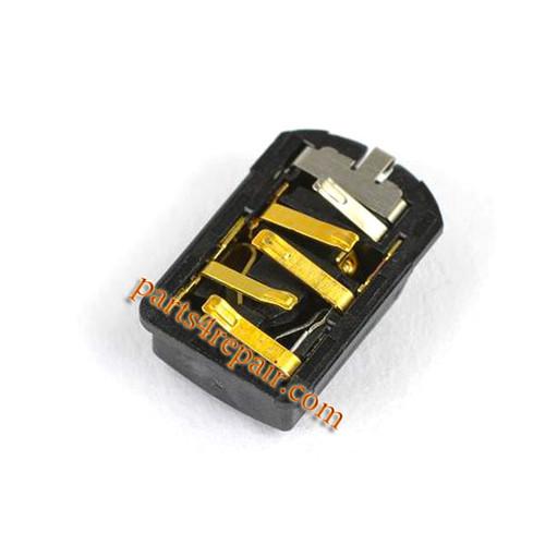 Earphone Jack Connector for Motorola Nexus 6 from www.parts4repair.com