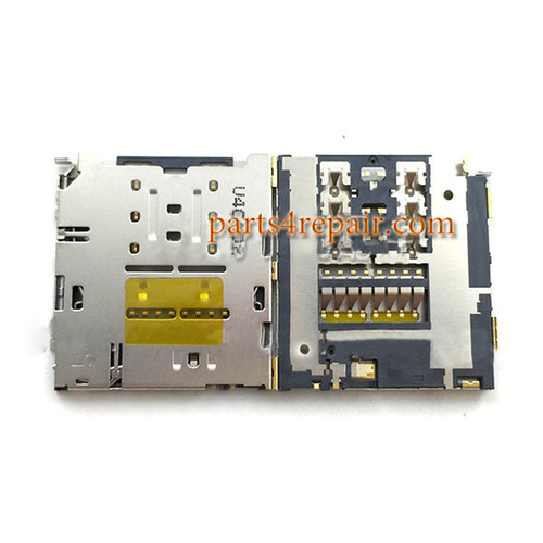 SIM Contact Reader for Samsung Galaxy A8 from www.parts4repair.com