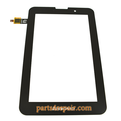 "7"" Touch Screen Digitizer for Lenovo Idea Tab A3000H -Black"
