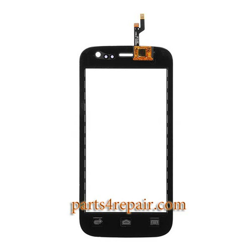 Touch Screen Digitizer for Wiko IGGY -Black