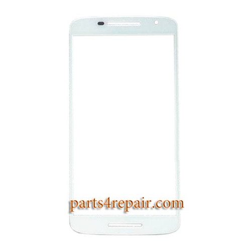 """Front Glass for Motorola X Play 5.5"""" from www.parts4repair.com"""