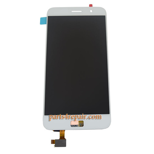 Complete Screen Assembly for Lenovo ZUK Z1 from www.parts4repair.com