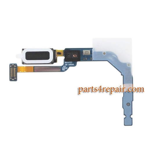 Earpiece Speaker Flex Cable for Samsung Galaxy A8