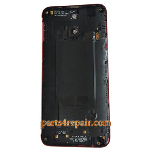 HTC One E8 Rear Housing Cover