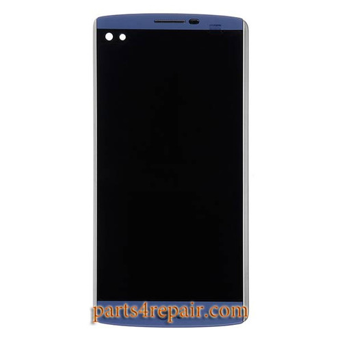 Complete Screen Assembly with Bezel for LG V10 from www.parts4repair.com