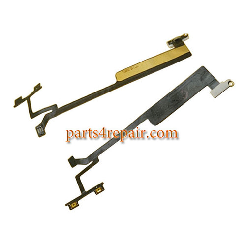 Volume Flex Cable for Oppo N3 from www.parts4repair.com